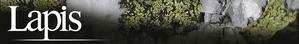 logo lapis - rivista mineralogica