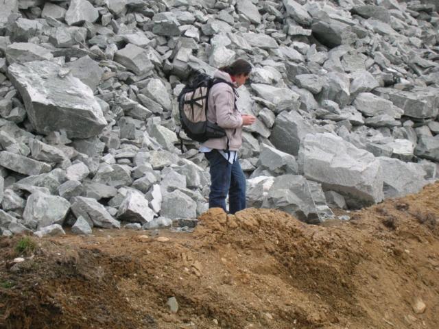 alla ricerca in cava - Alta Val Formazza