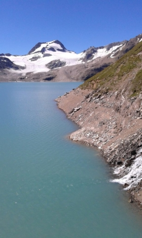sentiero lato lago verso sabbioni